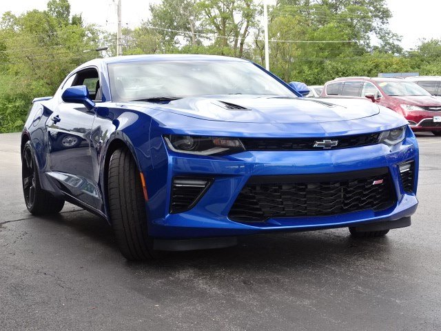 Certified Pre-Owned 2017 Chevrolet Camaro 2SS