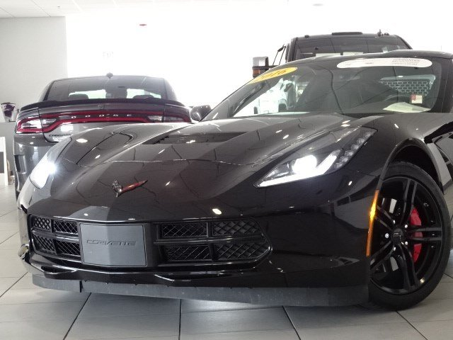 New 2016 Chevrolet Corvette 1LT
