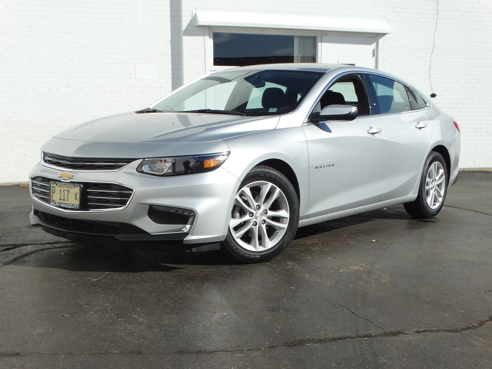 New 2018 Chevrolet Malibu LT FWD 4DR SDN Stock # 65473