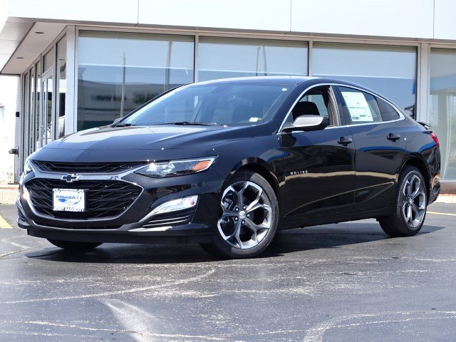 New 2019 Chevrolet Malibu Rs Fwd 4dr Sdn