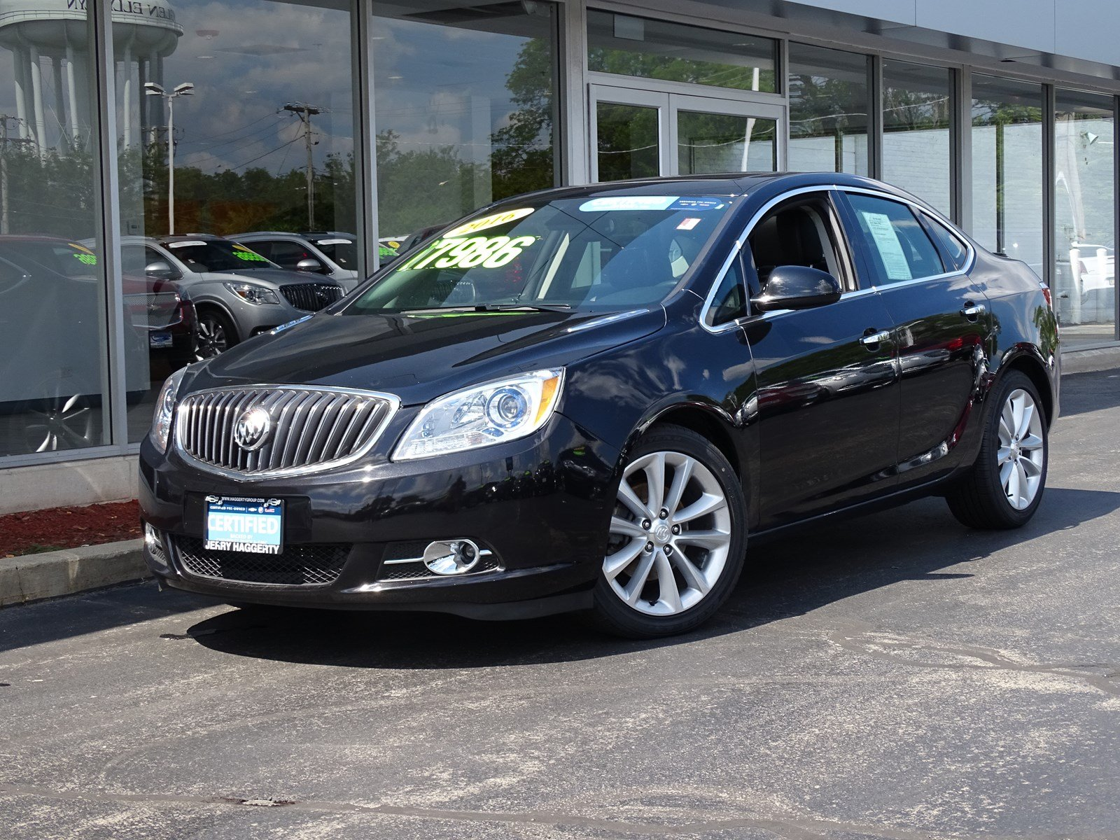 Certified Pre-Owned 2016 Buick Verano Leather Group
