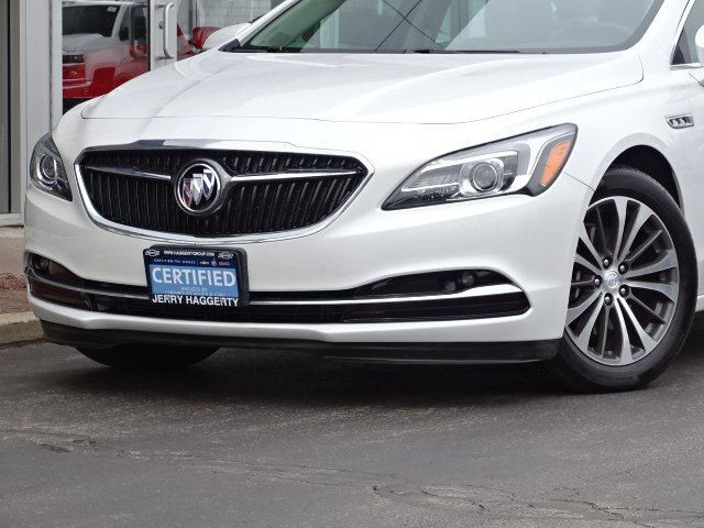 Certified Pre-Owned 2017 Buick LaCrosse Premium