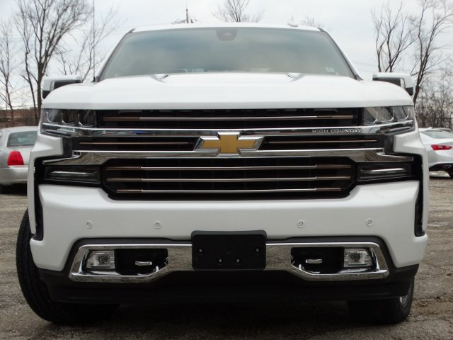 New 2019 Chevrolet Silverado 1500 High Country 4WD