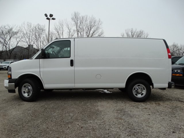 New 2019 Chevrolet Express Cargo Van G2500