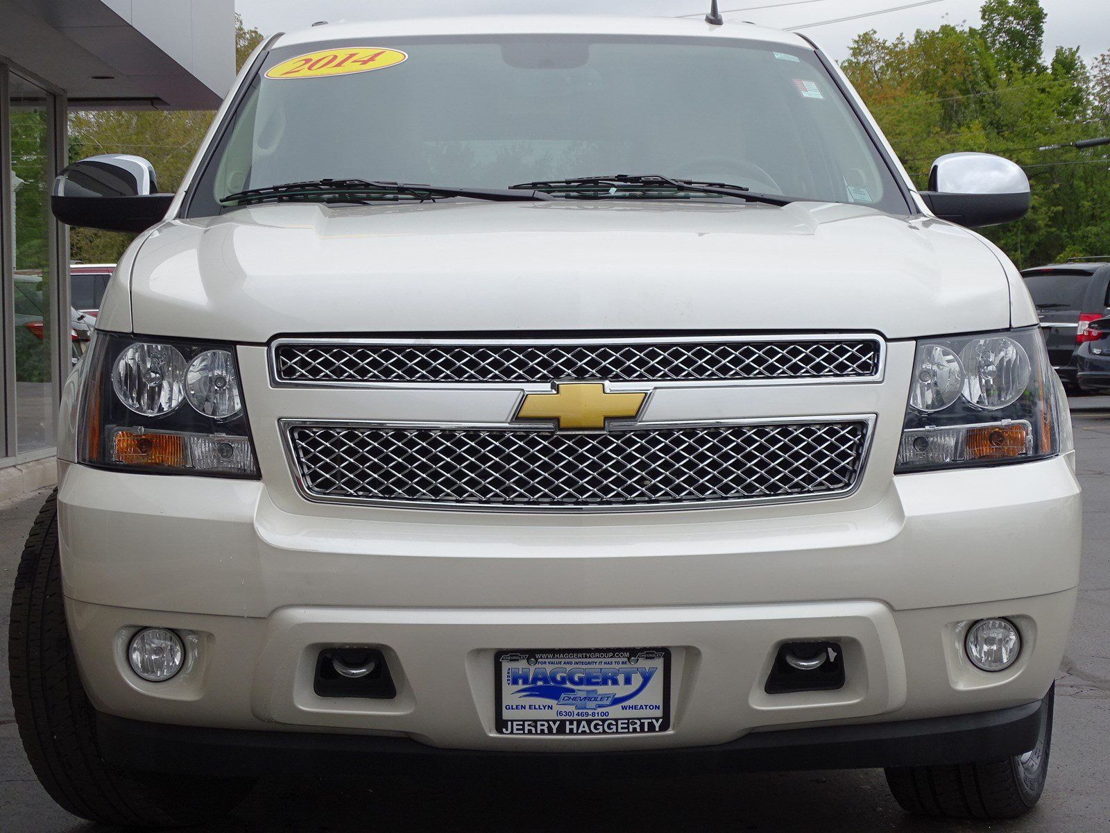 Certified Pre-Owned 2014 Chevrolet Suburban LTZ