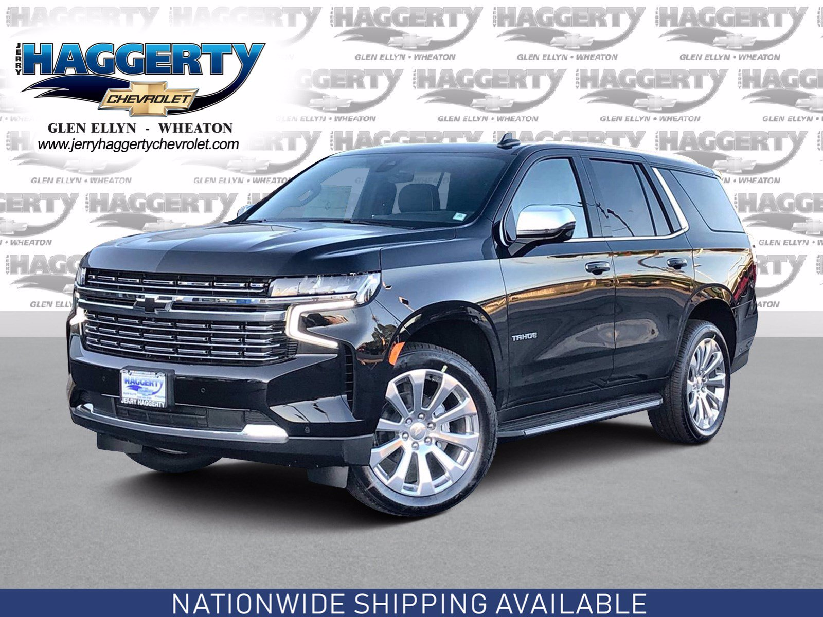 new 2021 chevrolet tahoe premier sport utility in glen