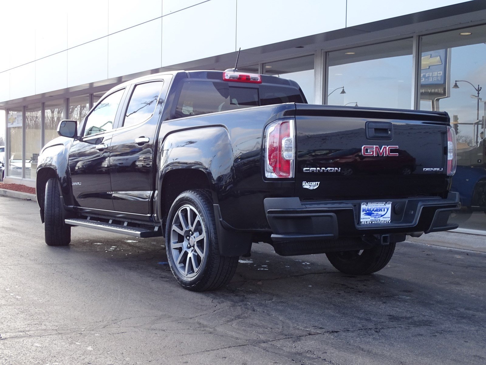Certified Pre-Owned 2018 GMC Canyon 4WD Denali