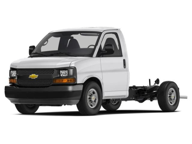 New 2020 Chevrolet Express Commercial Cutaway G4500