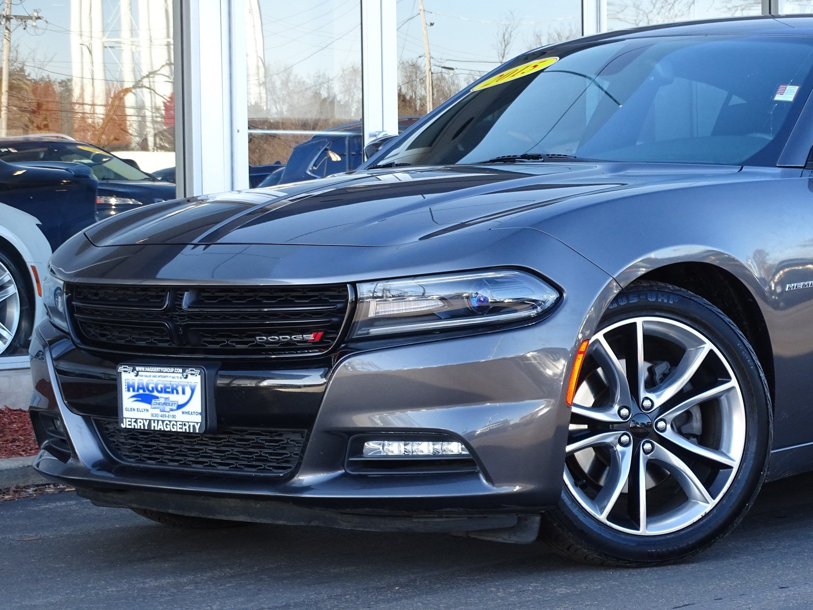 Pre-Owned 2015 Dodge Charger RT