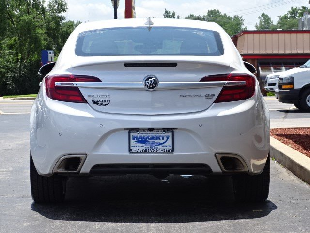 Certified Pre-Owned 2017 Buick Regal GS