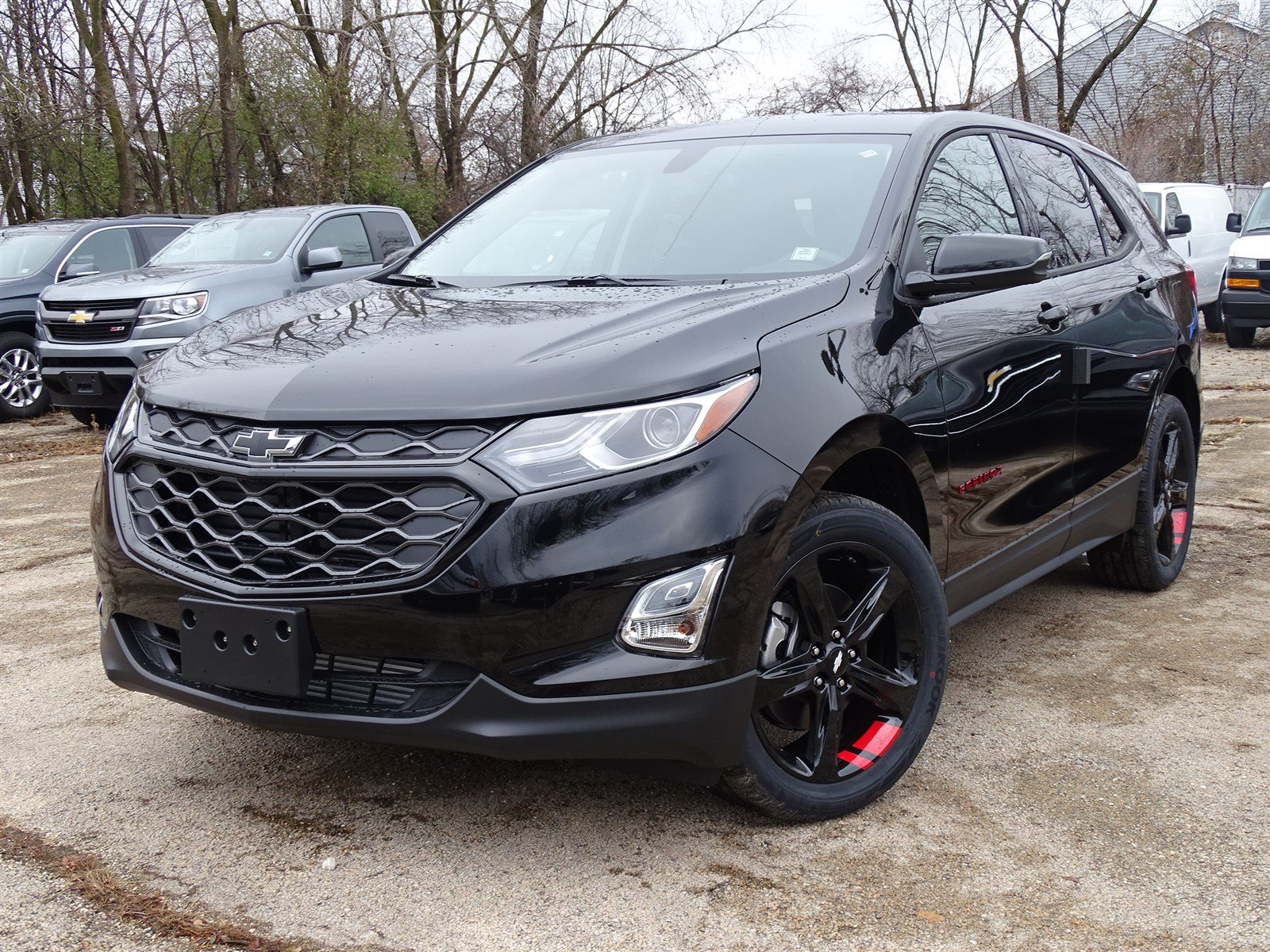 New 2019 Chevrolet Equinox LT 4DR SUV in Glen Ellyn