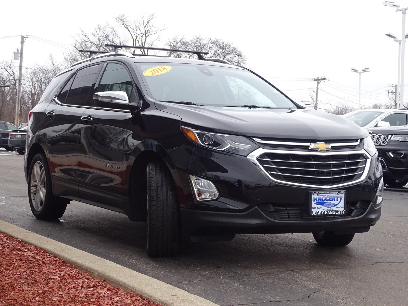 Certified Pre-Owned 2018 Chevrolet Equinox Premier