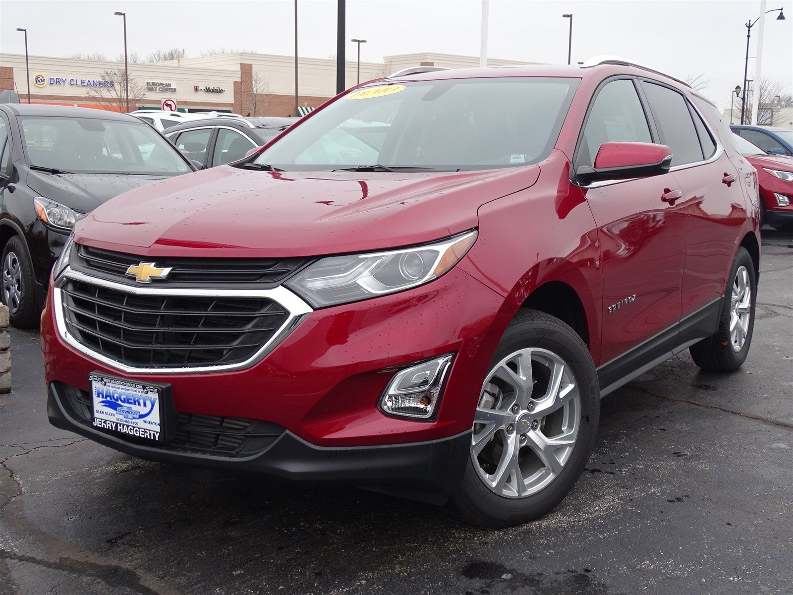New 2018 Chevrolet Equinox LT FWD 4DR SUV Stock # 65335