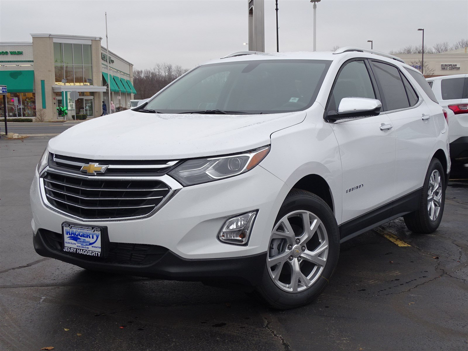 New 2019 Chevrolet Equinox Premier 4DR SUV in Glen Ellyn