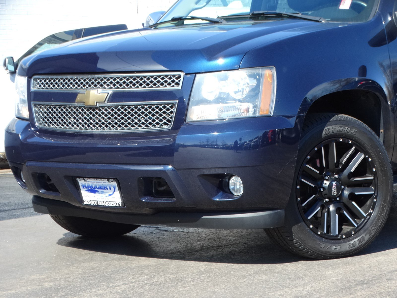 Pre-Owned 2007 Chevrolet Avalanche LTZ