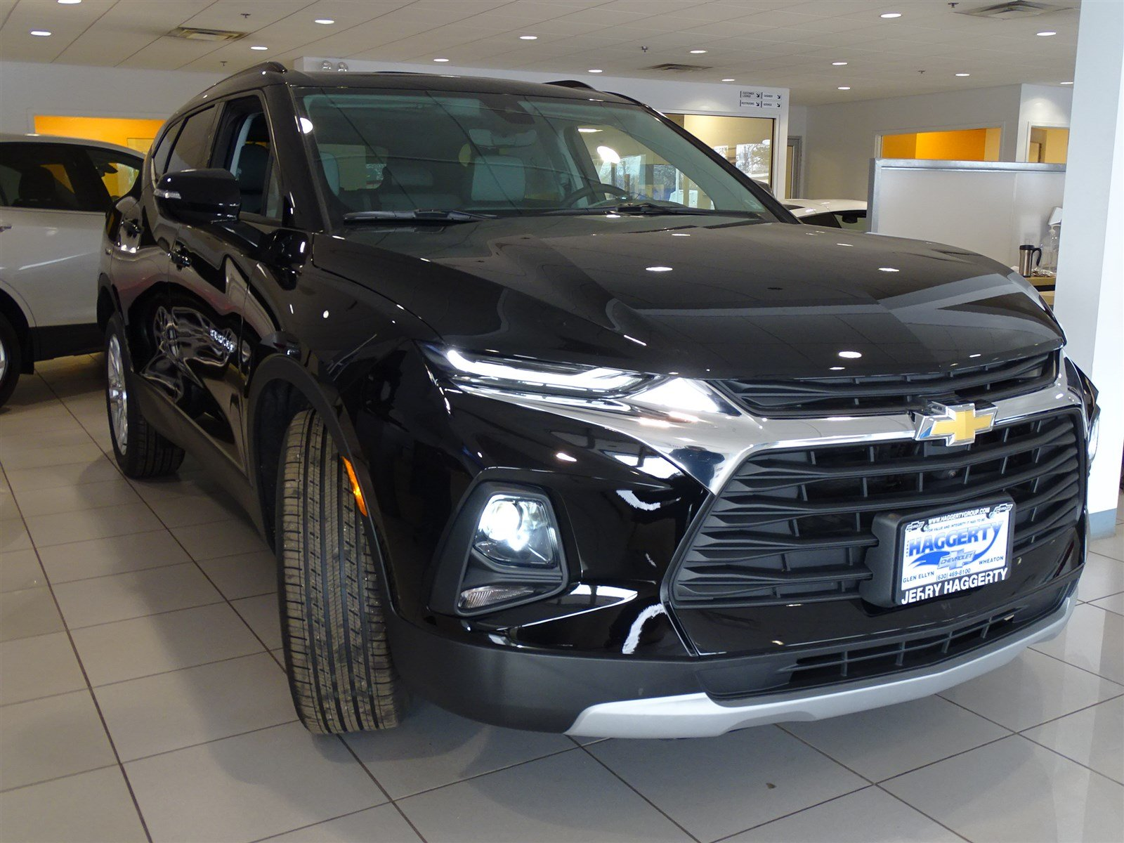 New 2019 Chevrolet Blazer AWD AWD