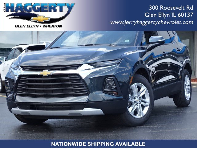 New 2019 Chevrolet Blazer AWD