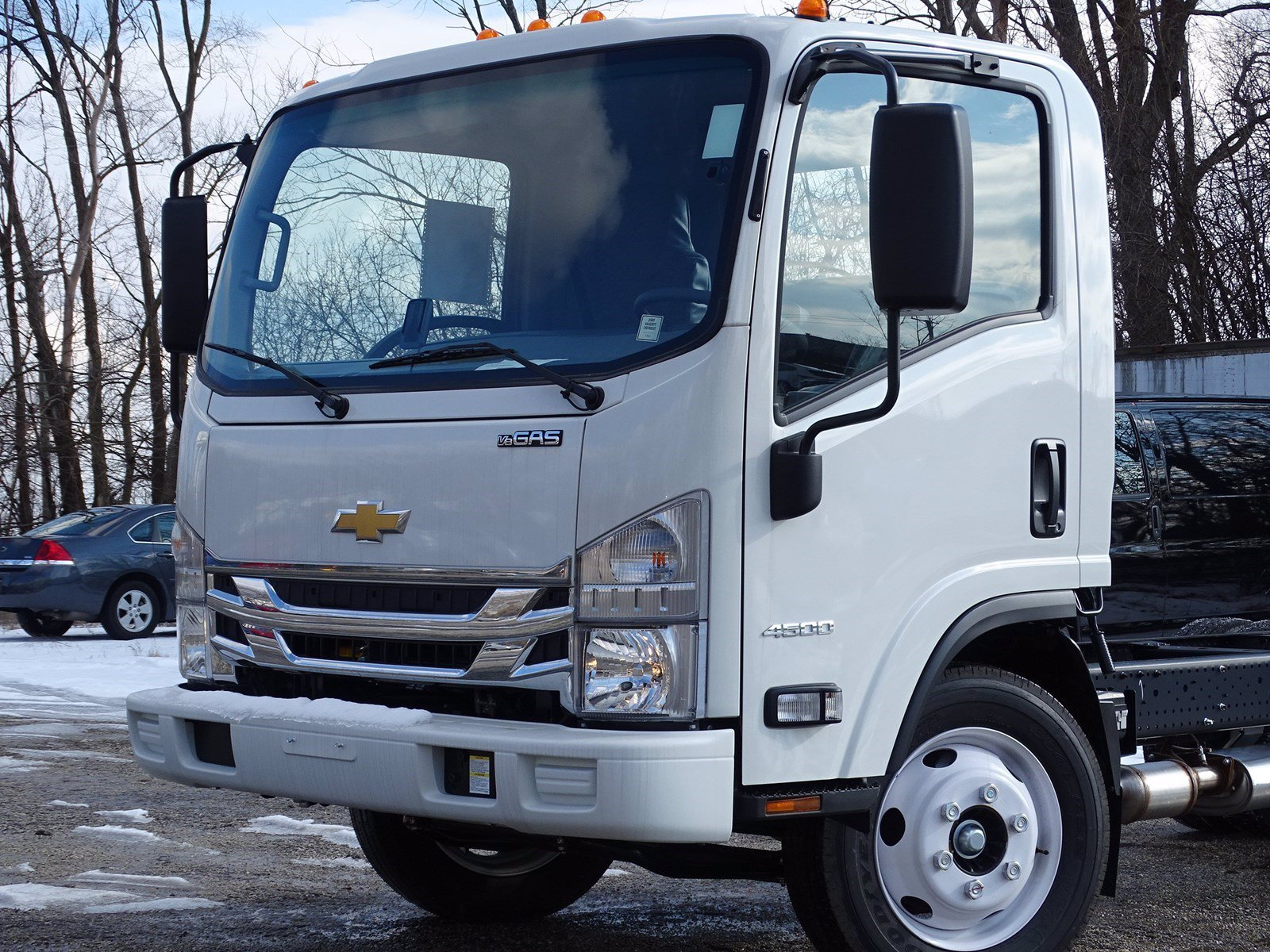 New 2019 Chevrolet 4500 LCF Gas BASE