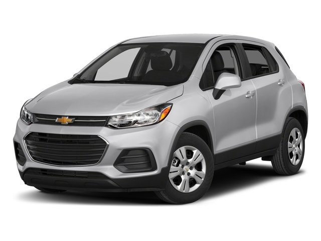 New 2018 Chevrolet Trax LS AWD Stock # 65273