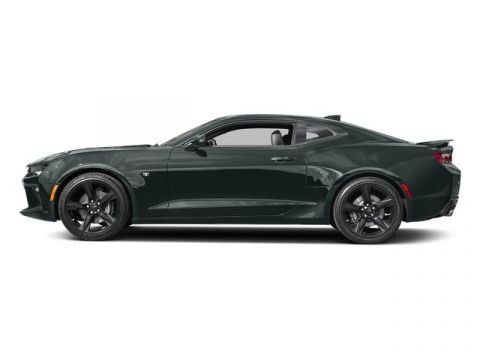 Certified Pre-Owned 2017 Chevrolet Camaro SS