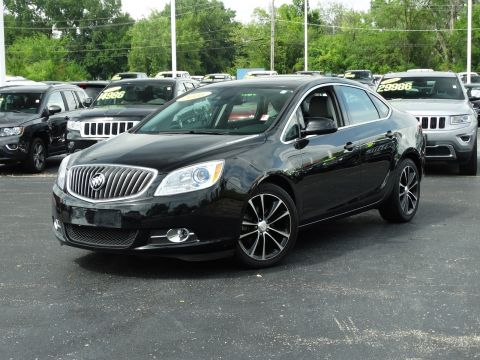 Certified Pre-Owned 2016 Buick Verano Sport Touring