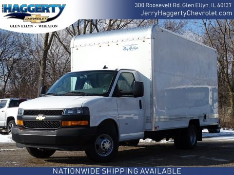 New 2020 Chevrolet Express Commercial Cutaway G3500