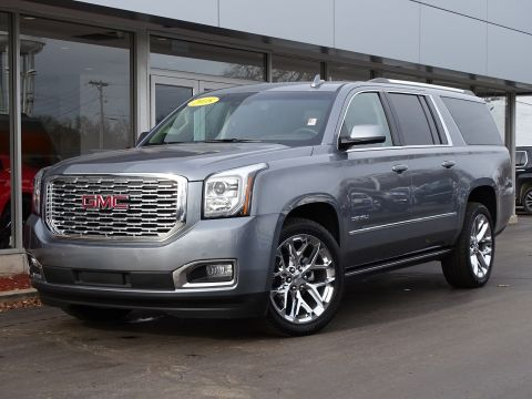 Certified Pre-Owned 2018 GMC Yukon XL 4wd Denali