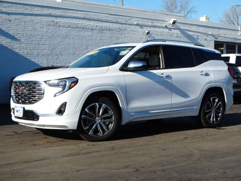 Certified Pre-Owned 2018 GMC Terrain Denali